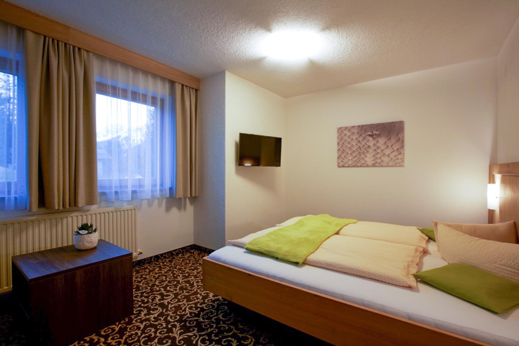 Apartment 3, bedroom